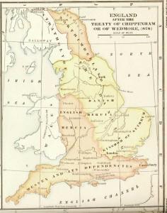 England 878 CE