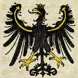 Fig. 444.—Eagle of Tyrol.