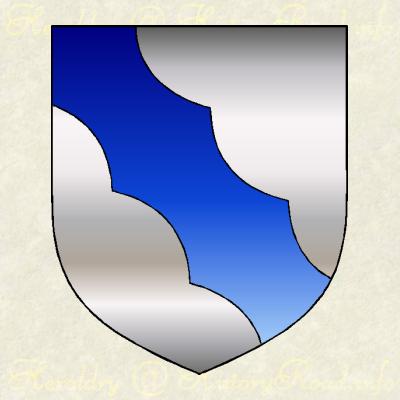 Use of Aluminium in Heraldry