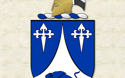 Arms of Kevin
