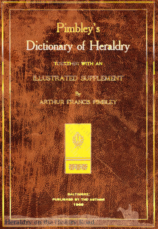 Pimbley's Dictionary of Heraldry