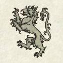 Heraldic Tiger